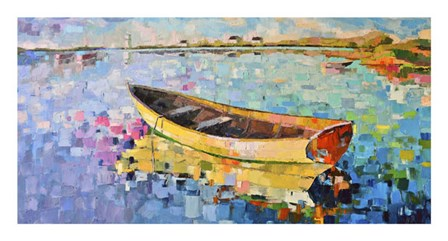 Boat XXII by Kim McAninch art print