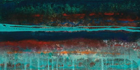 Artic Night by Jay Zinn art print