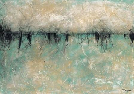 The Forbidden Lake by Britt Hallowell art print