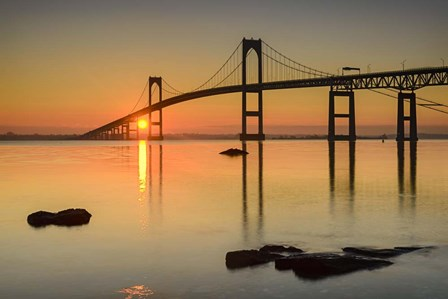 Good Morning Newport by Michael Blanchette Photography art print