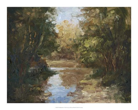 Winding River by Mary Jean Weber art print