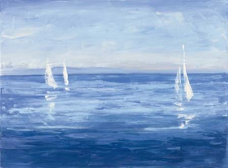 Open Sail by Julia Purinton art print