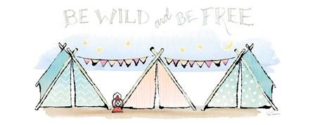 Girlfriends Cabin VIII by Sue Schlabach art print