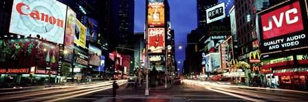Times Square, New York City by Richard Berenholtz art print