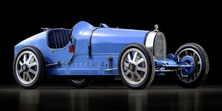 Bugatti 35 by Gasoline Images art print