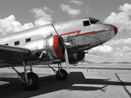 DC-3 by Gasoline Images art print