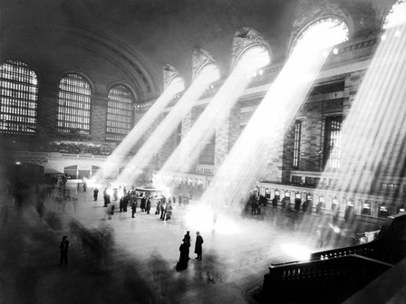Grand Central Station, New York art print