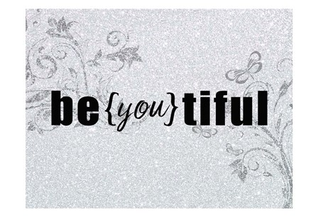 Be you tiful by Kimberly Allen art print