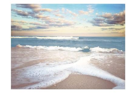 Splitting Waves by Joseph Rowland art print