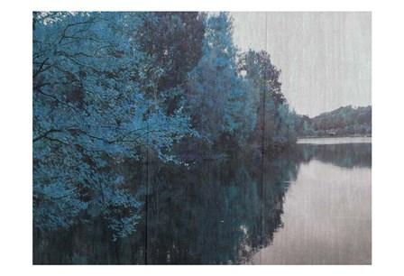 Blue Bayou by Sheldon Lewis art print