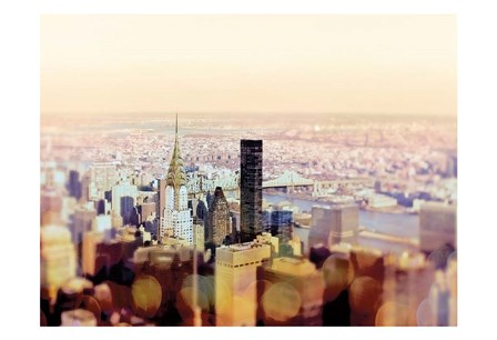 Yesterday NYC by Tracey Telik art print