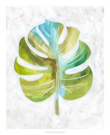 Ocean Side Palms  III by Chariklia Zarris art print