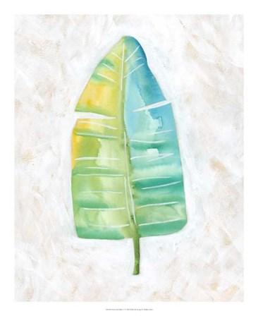 Ocean Side Palms  V by Chariklia Zarris art print