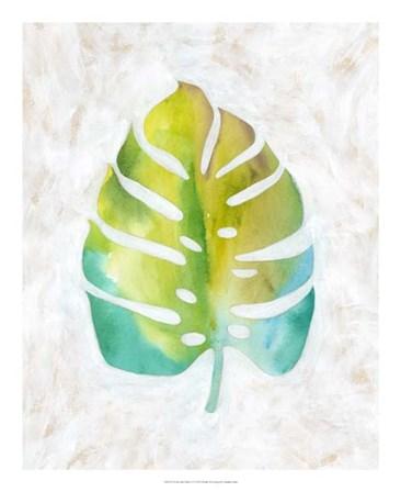 Ocean Side Palms  VI by Chariklia Zarris art print