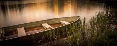 Rowboat by Dan Ballard art print