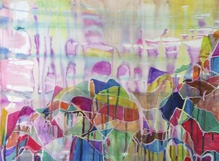 Chakragill by Lauren Moss art print