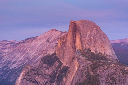Mountain Top at Sunrise by Adam Burton art print