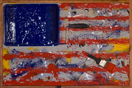 American Paint by Roderick E. Stevens art print