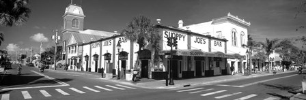 Sloppy Joe's Bar Key West FL by Panoramic Images art print