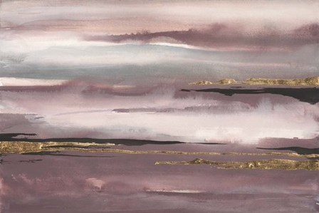 Gilded Storm I by Chris Paschke art print