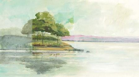 Lake Front I by Avery Tillmon art print
