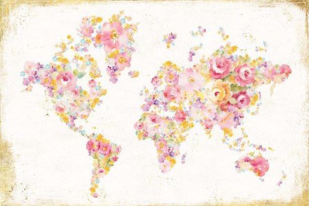 Midsummer World by Danhui Nai art print