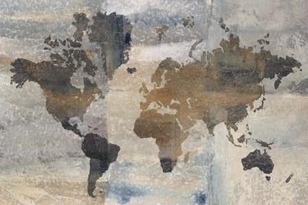 Stone World by Avery Tillmon art print