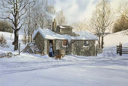 At The Sugar House by Jack Wemp art print