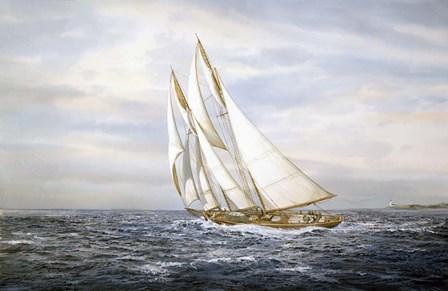 Going Fishing by Jack Wemp art print
