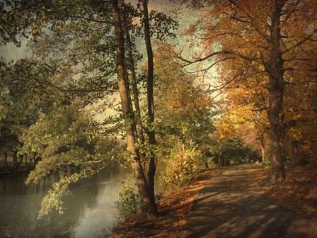 Artful Autumn by Jessica Jenney art print