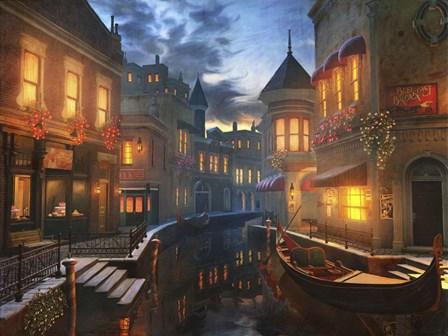 Enchanted Waters by Joel Christopher Payne art print