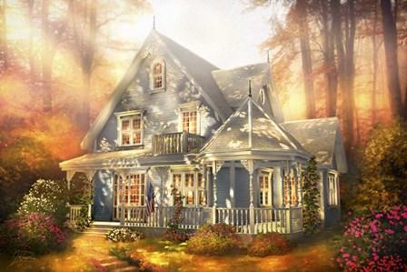 Sweet Heart Manor by Joel Christopher Payne art print