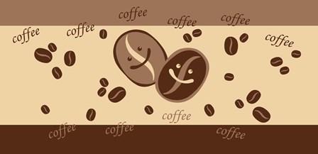 Glass Coffee VIII by Olga and Alexey Drozdov art print