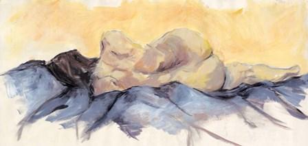 Nude II by Anne Seay art print
