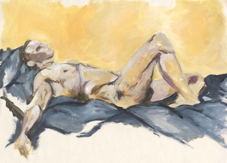 Nude VIII by Anne Seay art print