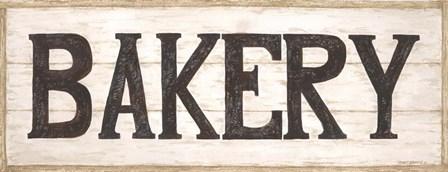 Bakery by Cindy Shamp art print