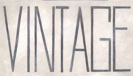 Vintage by Cindy Shamp art print