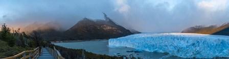 Moreno Glacier, Argentine Glaciers National Park, Argentina by Panoramic Images art print