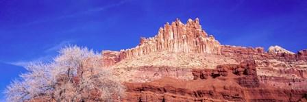 Rocks at Capitol Reef National Park, Utah by Panoramic Images art print