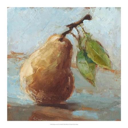 Impressionist Fruit Study II by Ethan Harper art print