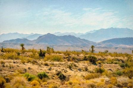 Utah Desert by Ramona Murdock art print