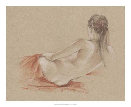 Classical Figure Study I by Ethan Harper art print