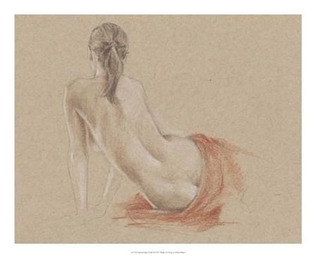 Classical Figure Study II by Ethan Harper art print