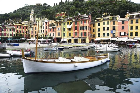 Portofino 1A by Christopher Bliss art print