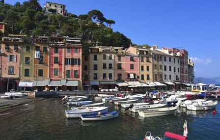 Portofino 2A by Christopher Bliss art print