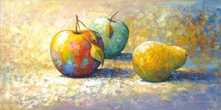 3 Apple by Edward Park art print