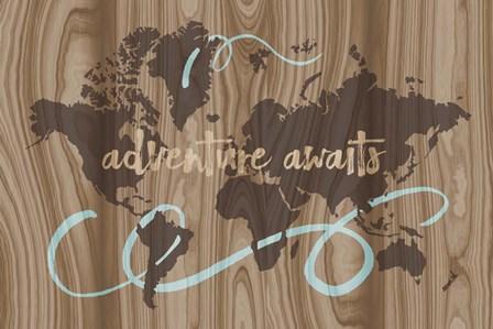 Adventure by Erin Clark art print