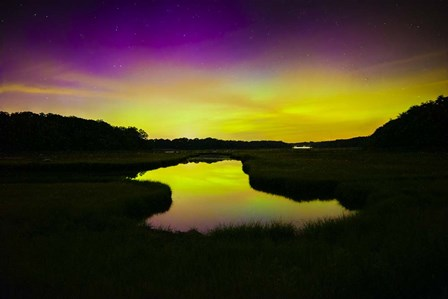 Aurora Sky by Eye of the Mind Photography art print