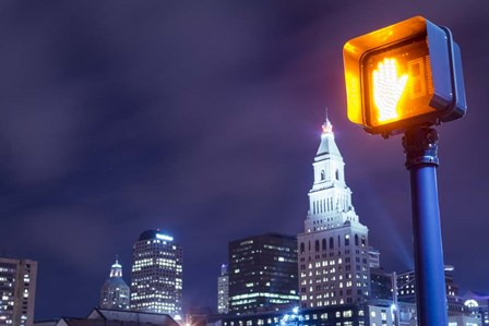 Traffic Control by Eye of the Mind Photography art print