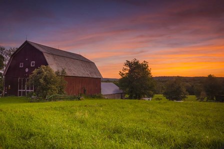 Countryside by Eye of the Mind Photography art print